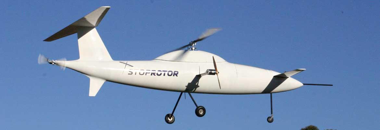 StopRotor Rotary Flight