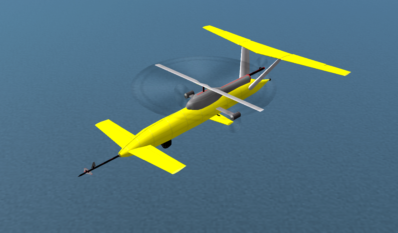StopRotor Aircraft Design